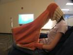 Rester bien au chaud avec son portable : le col roulé pour geek