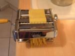La confection des pâtes fraiches