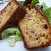 Cake à l'alsacienne façon flammenküche
