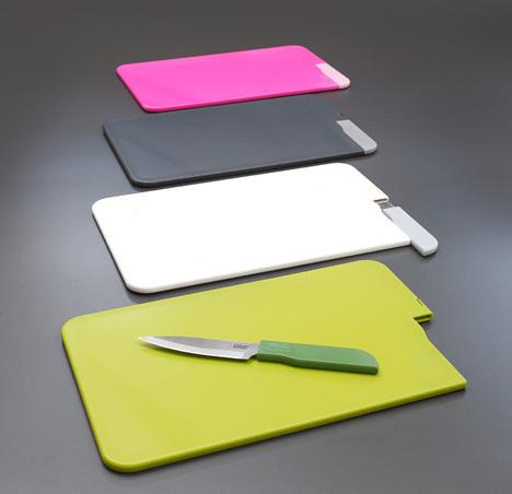slice and store planche à découper