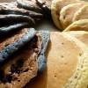 Les pancakes au buttermilk