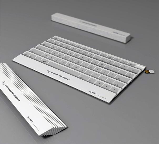 clavier design keystick
