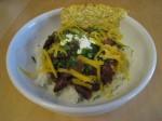 Chili con carne texas style