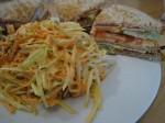 Un classique américain : le coleslaw