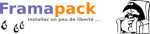 Framapack - L'installeur de logiciels libres