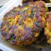 Les galettes végétales aux carottes et flocons d'avoine