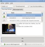 TVDownloader 0.7.2 est sorti