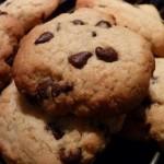 Des cookies aux pépites de chocolat délicieux