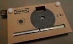 IKEA KNÄPPA : un APN en carton (pour de vrai)