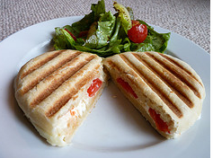 Un panino des panini michtoblog - La maison du panini ...