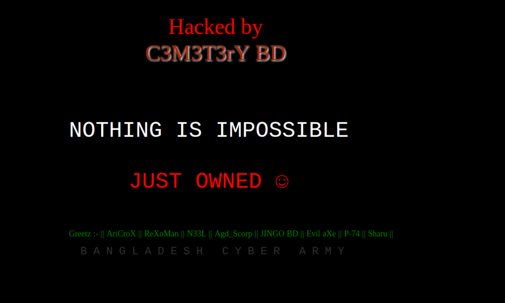 michtoblog hacked