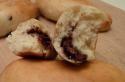 Petits pains au lait, pépites de chocolat et Nutella