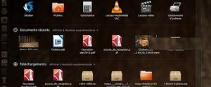 Ubuntu dash thumbnail