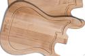 Planches Fender, luthier et cuisinier, même combat