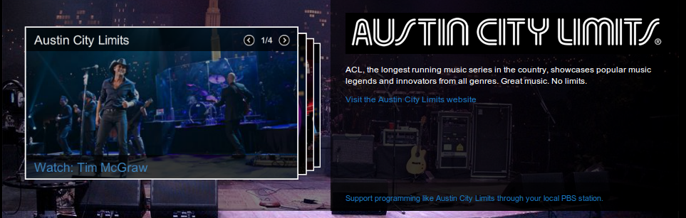 Austin City Limits thumbnail