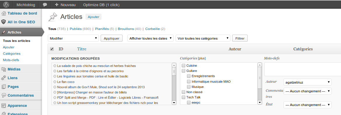 wordpress modifier auteur article 03