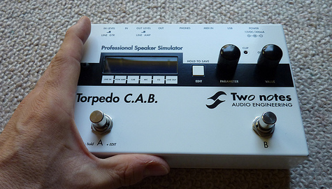 Two Notes Torpedo CAB thumbnail