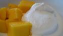 Le sorbet coco antillais