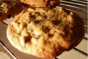 Les cookies pistaches romarin