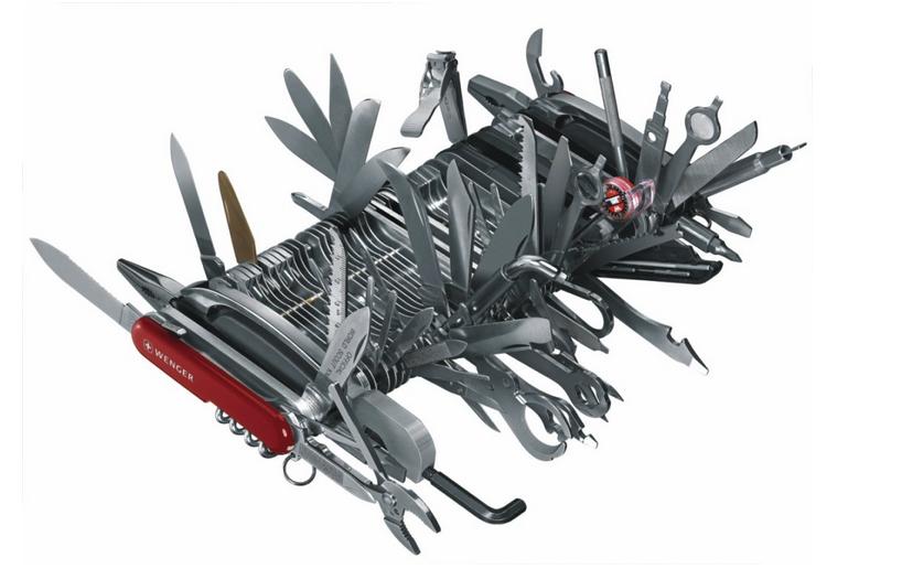 Wenger Couteau suisse géant_ Amazon.fr
