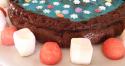 Le gâteau fondant au chocolat