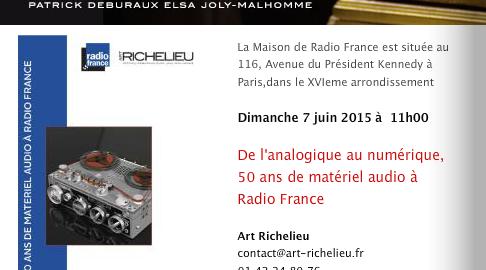 vente enchères Radio France thumbnail