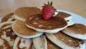 Les pancakes sans gluten