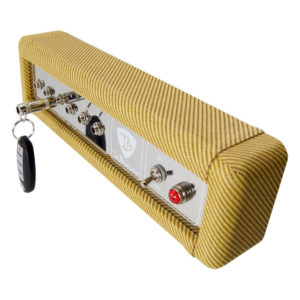 Bona-Fide_Fender_Inspired_Tweed_High_Powered_Twin_Amp_Replica_Key_Holder_Top_Right_Side_View