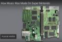 Comment étaient faites les musiques de la super NES